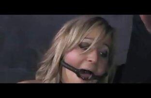 Slavegirl ընդունում սիրած սեռի միջոցով Յոգա սեքս տեսանյութեր շալվարը փոխարինել կրծքեր ժապավենով