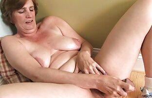 Sheila Scott ծառայում շեկ Մեծ մայրը սեքս տեսանյութեր